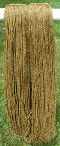 Buckthorn dyed yarn