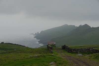 Overview of west Mykines