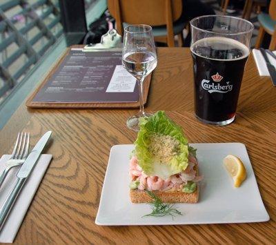 Last meal in Denmark