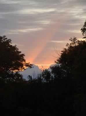 Sunrise Oct 15th