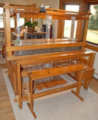 Loom preparation