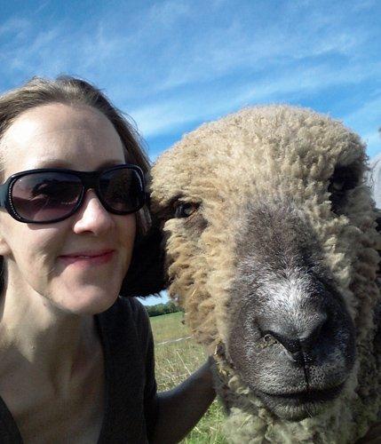 Martha and friend