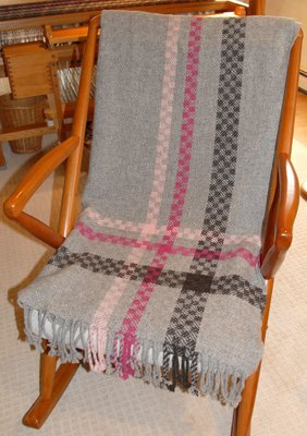 handwoven blanket