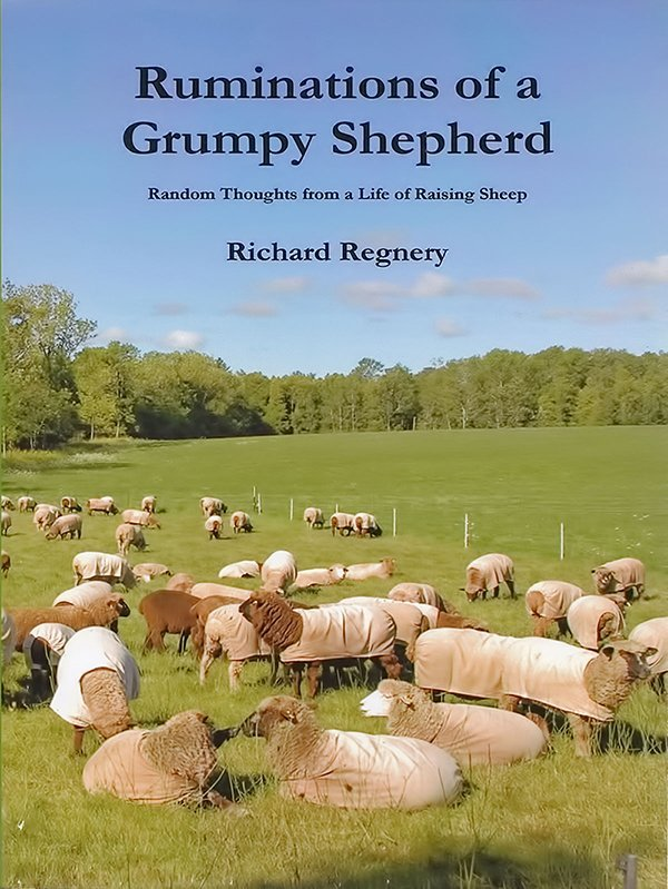 "Cover of ""Ruminations of a Grumpy Shepherd"""