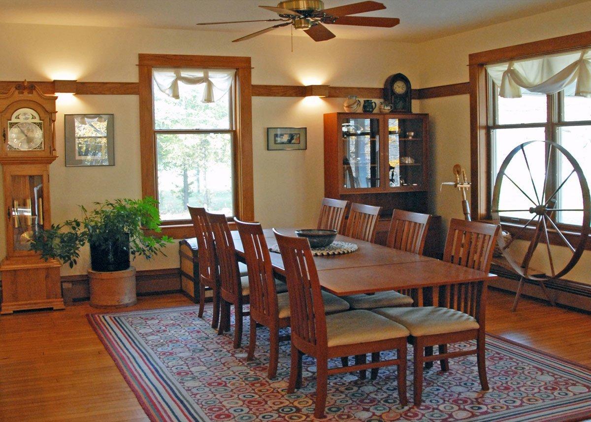 Craftsman style dining room - Diningforimages Jpg