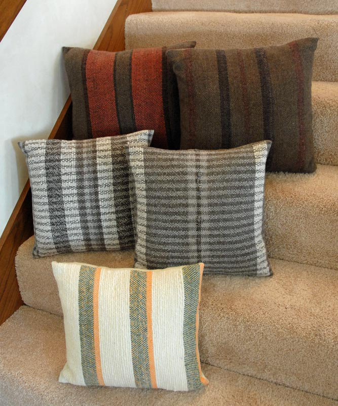 Brown and earthtone Pillows