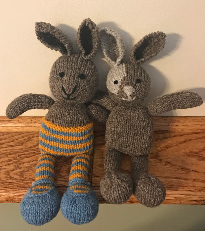 Knit Bunnies